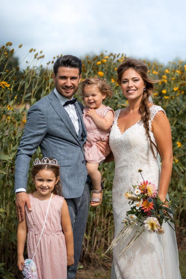 Gefeliciteerd Ramon & Jennifer!