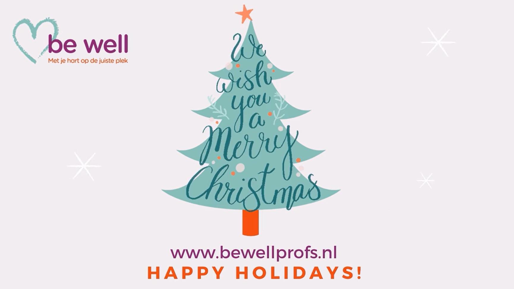 Happy Holidays ⭐
